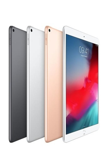 "Apple iPad Air 3 Wi-Fi Gümüş MUUR2TU/A 256GB 10.5"" Tablet Renkli"